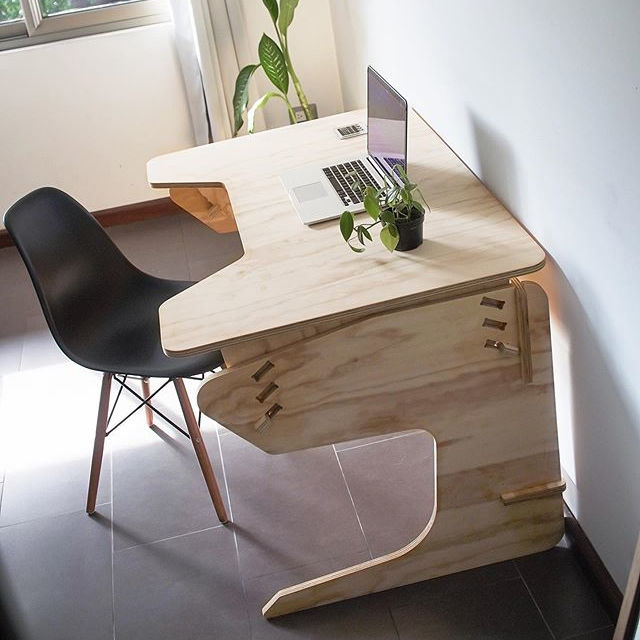 Photo of a playDesk from Guatemala